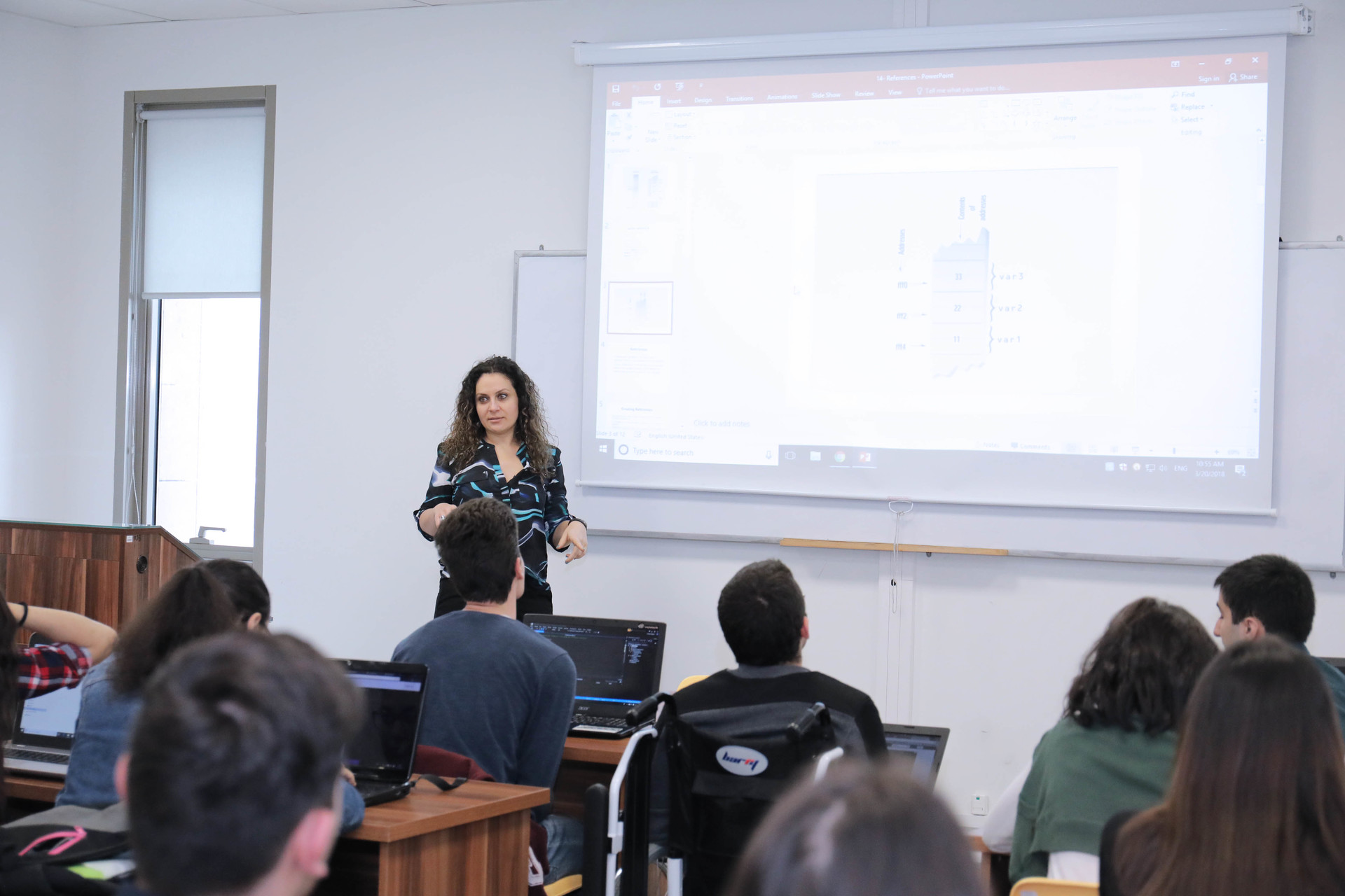 MS in Computer and Information Science